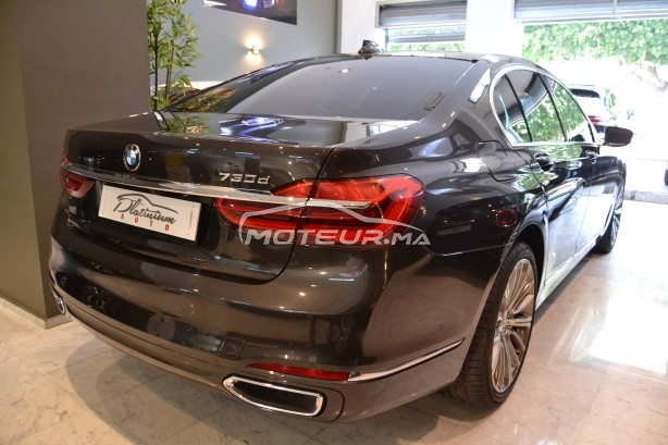 BMW Serie 7 730d occasion 805511