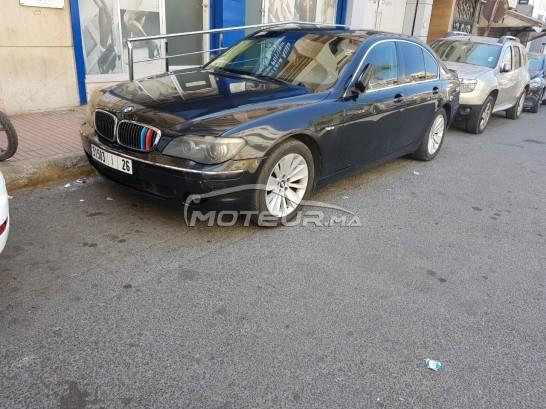 سيارة في المغرب BMW Serie 7 7 30 - 249751