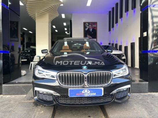 سيارة في المغرب BMW Serie 7 740 ld pack m - 304818