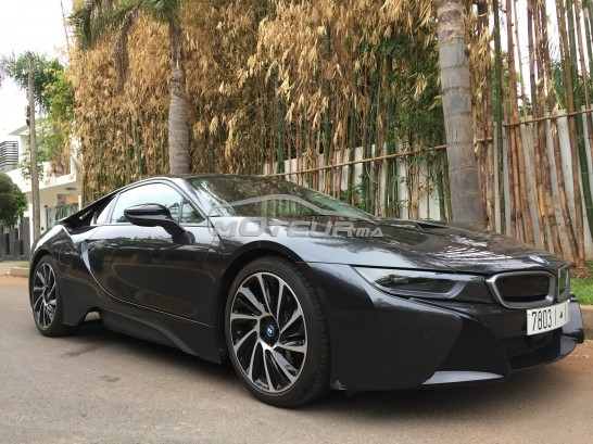 photo bmw i8 2015 166916 338789 marrakech. Black Bedroom Furniture Sets. Home Design Ideas