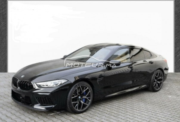 BMW Serie 8 M8 competition grancoupe مستعملة