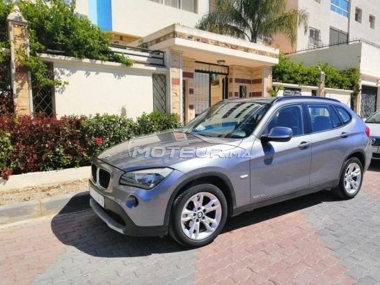 BMW X1 S-drive 18d 2.0l occasion 729124