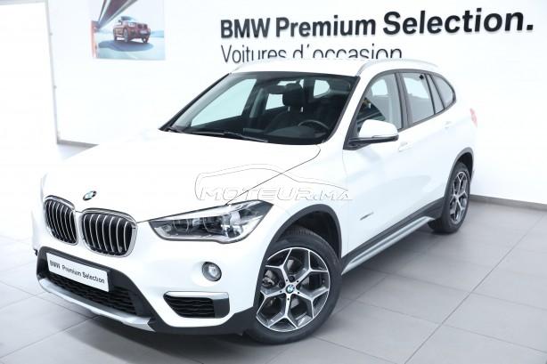 BMW X1 X line 18d sdrive occasion