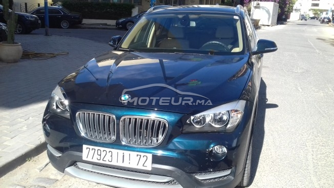 BMW X1 1.6 xdrive occasion
