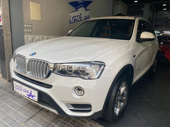 BMW X3 Drive 20d occasion