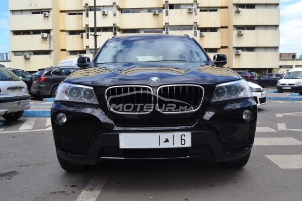 BMW X3 1.8 d occasion