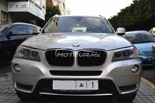 Acheter voiture occasion BMW X3 au Maroc - 293389
