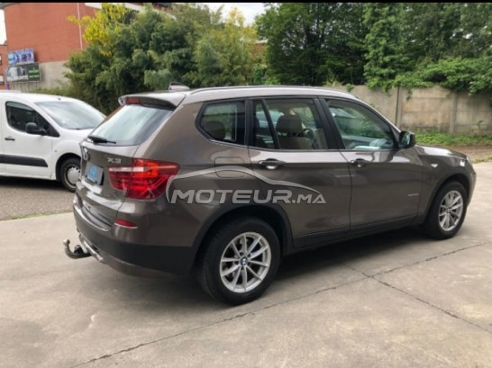 BMW X3 Sdrive 18d مستعملة