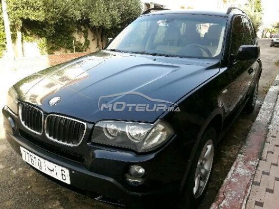 Voiture au Maroc BMW X3 2l - 169925