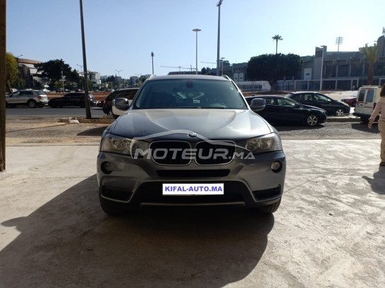 Voiture au Maroc BMW X3 X-drive 2l - 273780