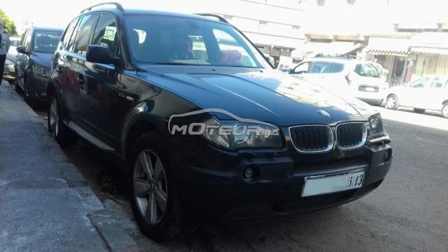 Voiture au Maroc BMW X3 - 201327