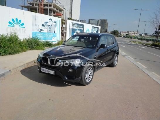 Voiture au Maroc BMW X3 Xdrive 20da avantage - 345582