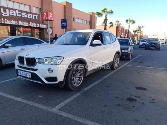 سيارة في المغرب BMW X3 Sdrive 18d - 303313