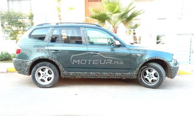Voiture au Maroc BMW X3 E83 2.5i - 259093