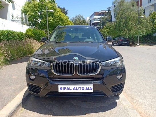 BMW X3 Sdrive 18d occasion