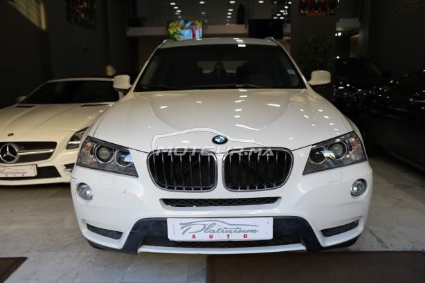 Voiture au Maroc BMW X3 - 334927