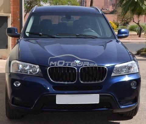 Voiture au Maroc BMW X3 - 180316