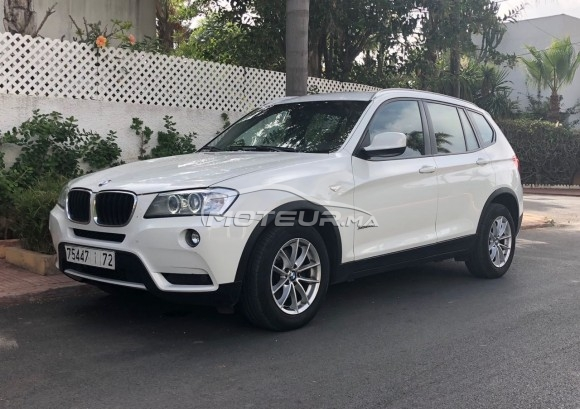 Voiture au Maroc BMW X3 Diesel 20d xdrive - 230760