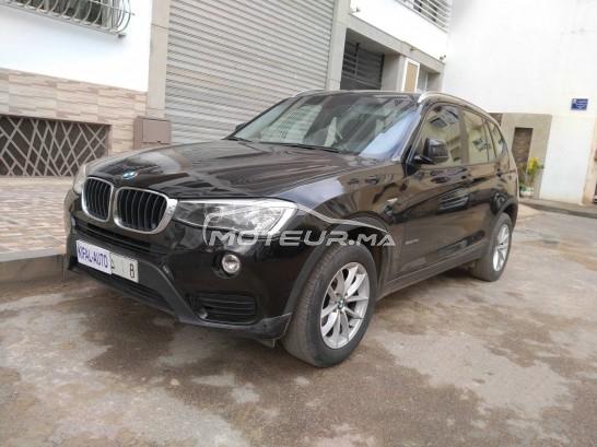 BMW X3 Sdrive 18da avantage مستعملة