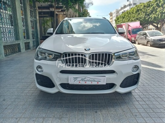 BMW X4 35d pack m occasion