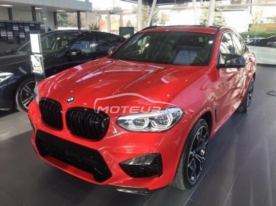 BMW X4 M compétition occasion