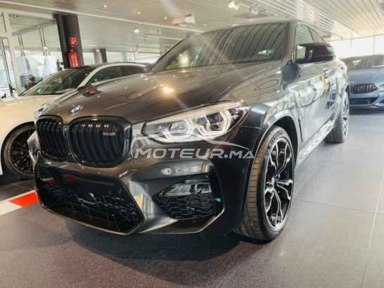 BMW X4 M competition occasion