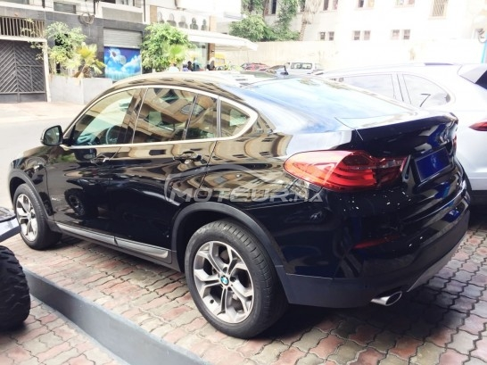 BMW X4 Xdrive 4x4 pack exclusive مستعملة