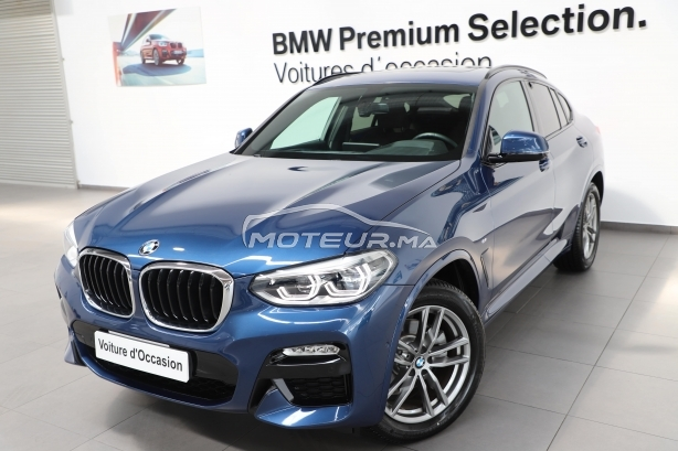 BMW X4 Xdrive 20d pack m occasion