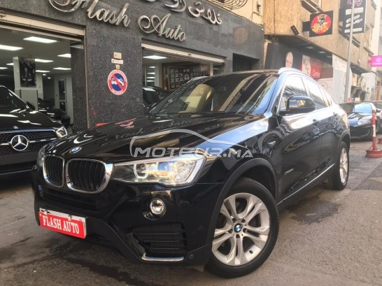 BMW X4 X dive 2.0 occasion