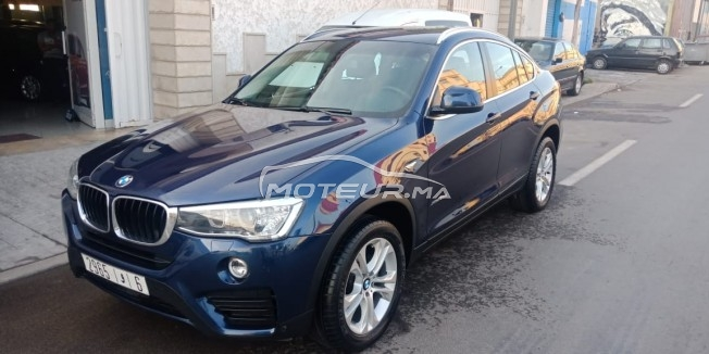 BMW X4 2.0d مستعملة