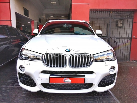 BMW X4 Xdrive pack m مستعملة