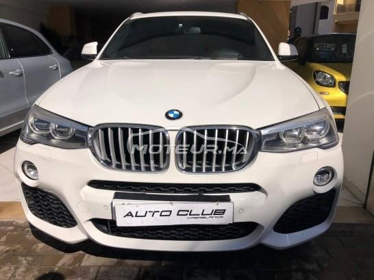 سيارة في المغرب BMW X4 pack m - 291843