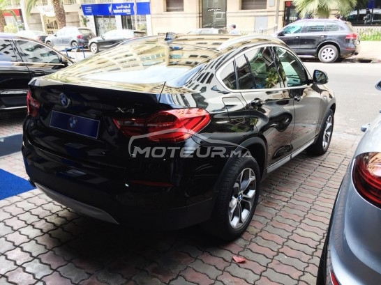 BMW X4 Xdrive 4x4 pack exclusive occasion 601300