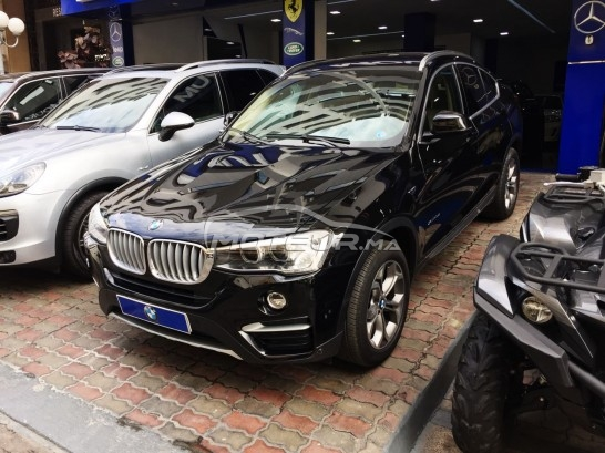 BMW X4 Xdrive 4x4 pack exclusive occasion 601296