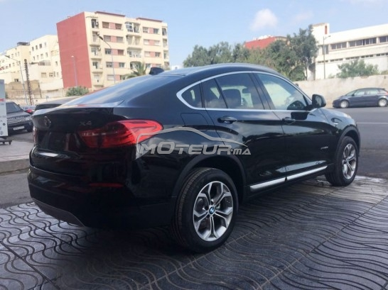 bmw x4 xdrive 2018 diesel 154832 occasion casablanca maroc. Black Bedroom Furniture Sets. Home Design Ideas