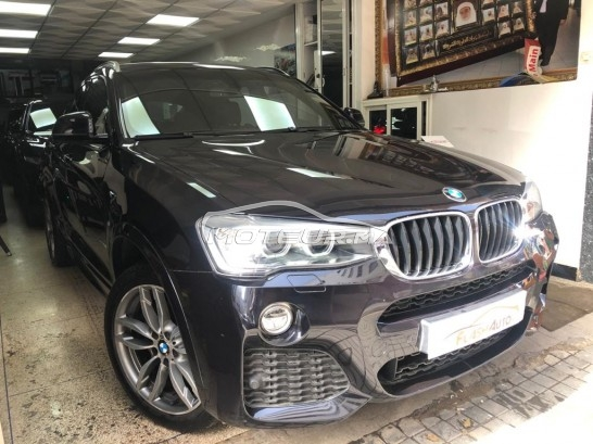 BMW X4 Pack m occasion