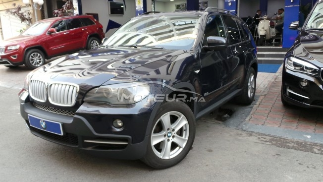 BMW X5 Pack exclusive 3.0 v6 مستعملة