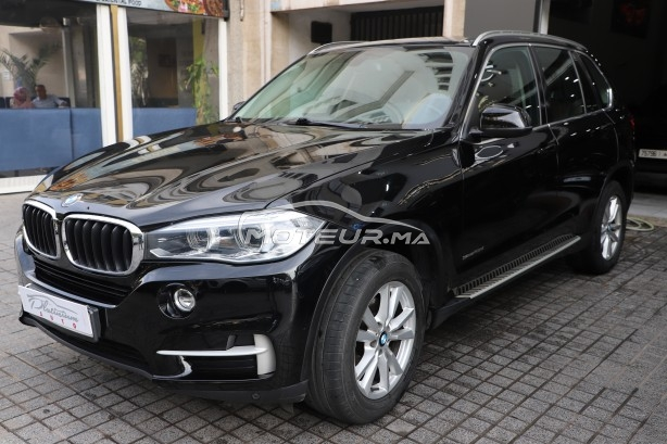 BMW X5 S drive 25d occasion