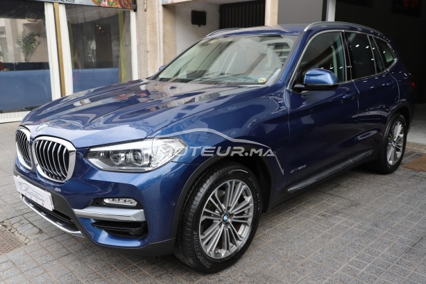 BMW X3 Xdrive20d occasion