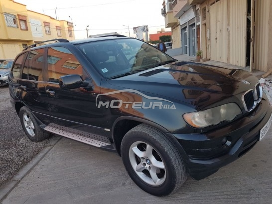 سيارة في المغرب بي ام دبليو كس5 - 216828