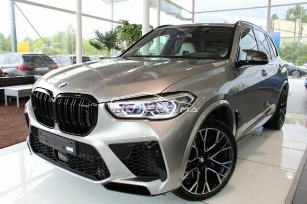 BMW X5 New competition occasion
