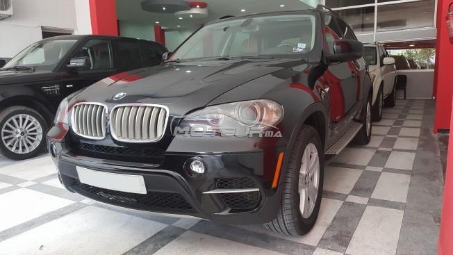 Voiture au Maroc BMW X5 Americain - 158610