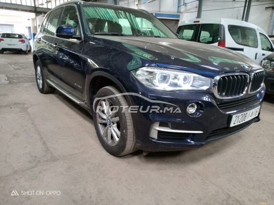 BMW X5 Sdrive occasion