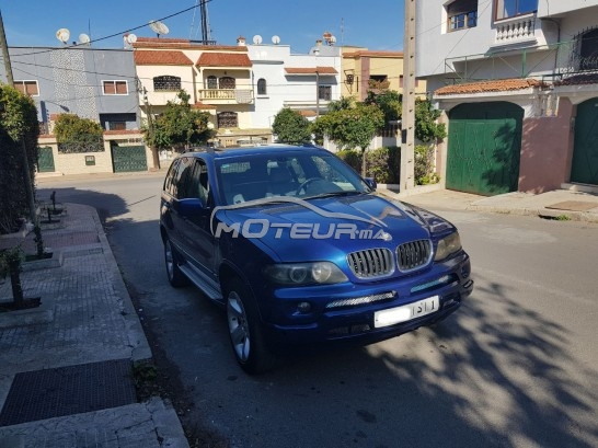Voiture au Maroc BMW X5 - 194287