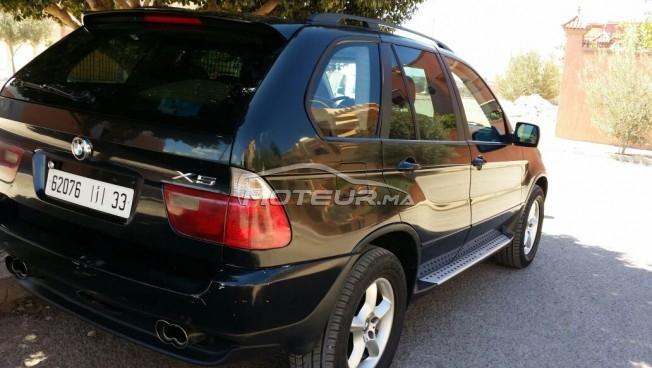 سيارة في المغرب بي ام دبليو كس5 - 231965