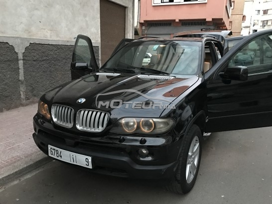 Voiture au Maroc BMW X5 3 - 135905