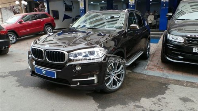 BMW X5 Xdrive 30d occasion