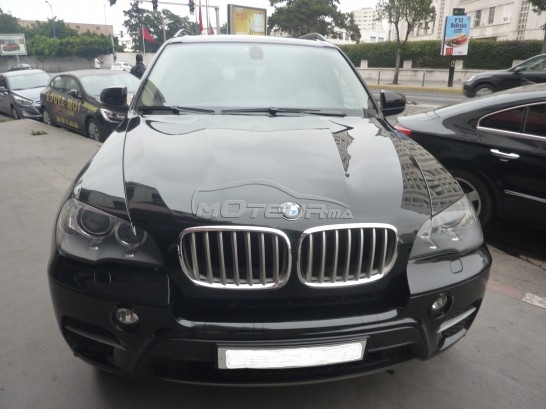 Voiture au Maroc BMW X5 4.0 xdrive - 161429