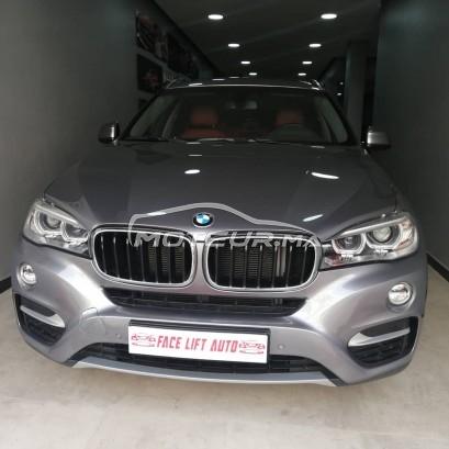 BMW X6 3.0d مستعملة