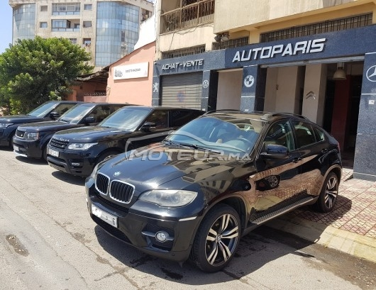 BMW X6 3.0l مستعملة